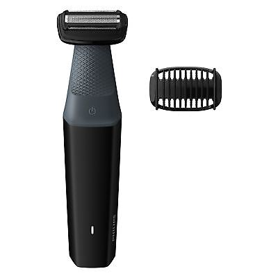 Philips Series 3000 Mens Showerproof Body Groomer w/ Skin Comfort System, BG3010
