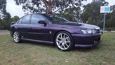 Holden VY SS Series II 11/2003 model