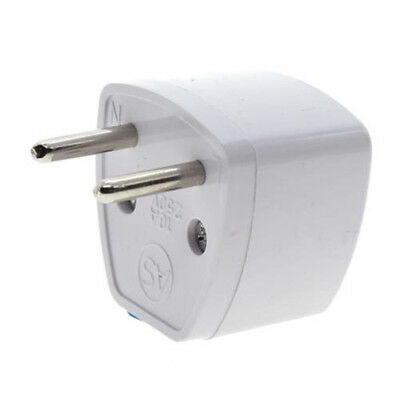 UK US AU to EU Travel Charger Power Adapter Converter Wall Plug Home Or House