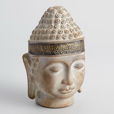 Buddha Head with Gold Band by World Market