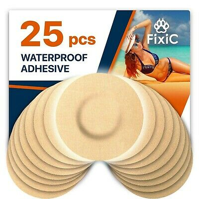 Fixic Freestyle Libre Adhesive Patches 25 Pack - ENLITE - Guardian
