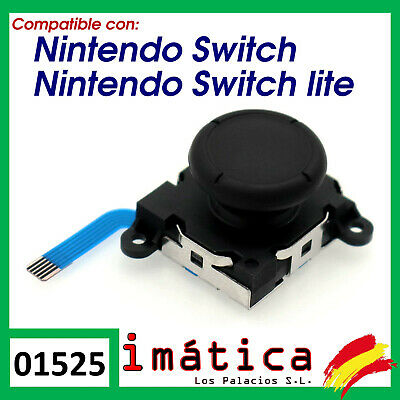 Joystick Para Nintendo Switch Analogico 360 Controlador Movimiento Flex Sensor