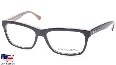 5be977dbbf DOLCE   GABBANA DG 3235 2952 Green Red Camo New Authentic Eyeglasses ...