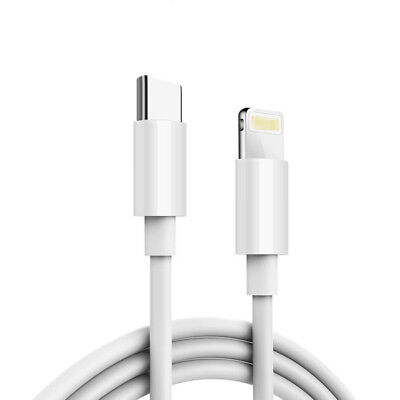 Fast Charging Cable Charger USB C 3.1 Type C to Lightning Data Sync For iPhone X