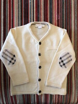 Burberry Baby Cardigan 12months
