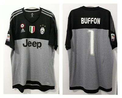 outlet store 62fa6 f0bfb MAGLIA JUVENTUS MATCH Issue / Worn 2015/16 Buffon