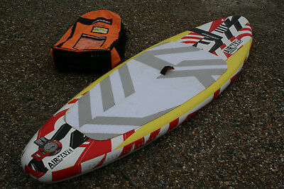 """Rrd V3 Air Wave 9Ft X 30"""" Inflatable Paddle Board Sup Surf Surfing 150 Liters"""