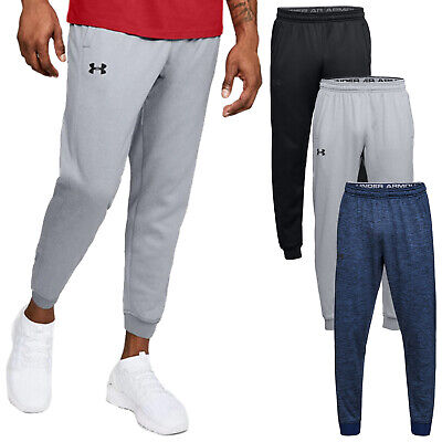 2020 Under Armour Mens AF Fleece Jogger Pant - UA Gym Tapered Bottoms Trousers
