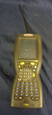 Itron FC200 Handheld Mobil Computer Untested