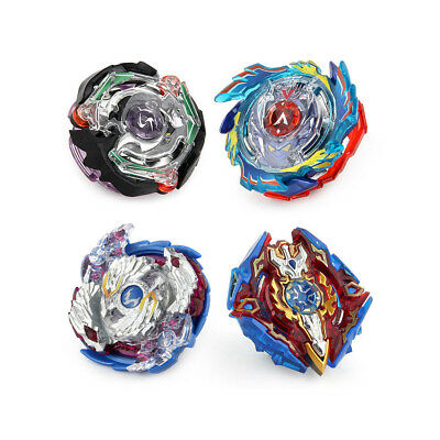 Burst Beyblade Toy Spinning Tops Fusion Master Booster  Play Set W/ Launcher