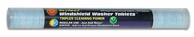 303 (230371) Instant Windshield Washer, 25 Tablet Super-Concentrated Cleaner