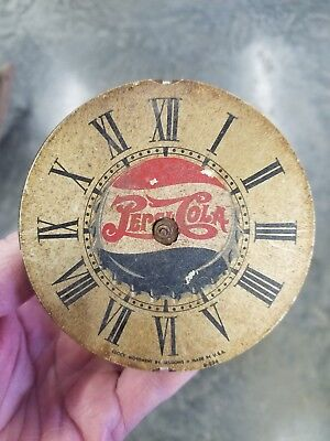 Vintage Sessions Pepsi Cola Double Dot Clock