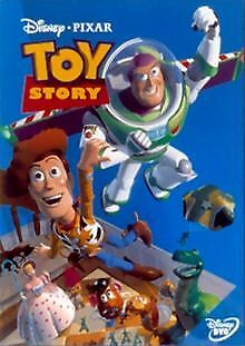 Toy Story by John Lasseter | DVD | condition acceptable