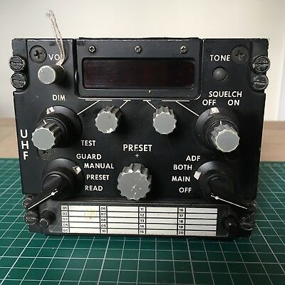 Rockwell Collins UHF Transceiver UHF-719A