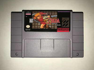 SNES: The Legend of Zelda - Parallel Worlds - Tested