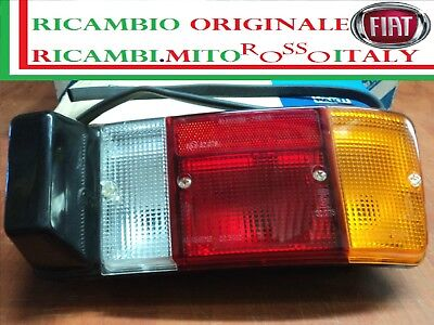 FANALE POSTERIORE DESTRO FIAT 127 L 2 SERIE REAR LEFT LIGHT