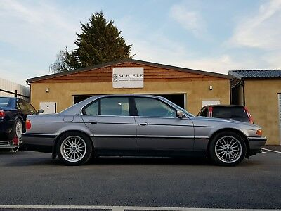 BMW 750i SWB 1999 E38 7 series V12 not v8 740i 735i 728i