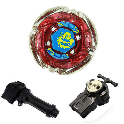 Starter Set BB37 Gyroscope  Beyblade Fusion Masters With Handle Launcher