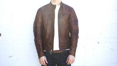 Roland Sand Ronin Leather Perforated Jacket