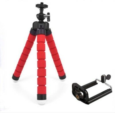 360° Variety Mini Octopus Sponge Tripod Stand Mount For Phone Camera  Supports