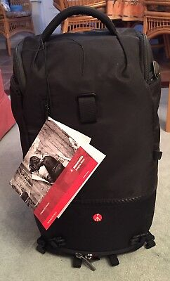 Manfrotto Camera and Laptop Bag Advanced Tri Backpack M (Medium) New With Tags