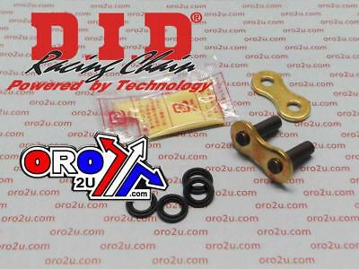 DID Gold X-Ring Drive Chain 520 VX2 GB Rivet Connecting Joining Link