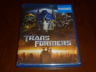 Transformers Blu-ray (4 of the 5 movies, 3 new, 1 opened) as set