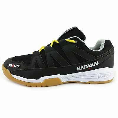 Karakal Men's Pro Lite Indoor Court Shoes SIZE 12 UK