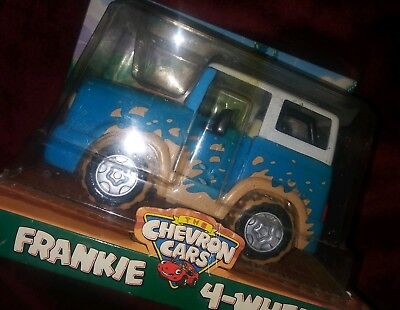2000 Collectible Chevron Toy Cars - FRANKIE 4-WHEELER toy truck 🆕🚚