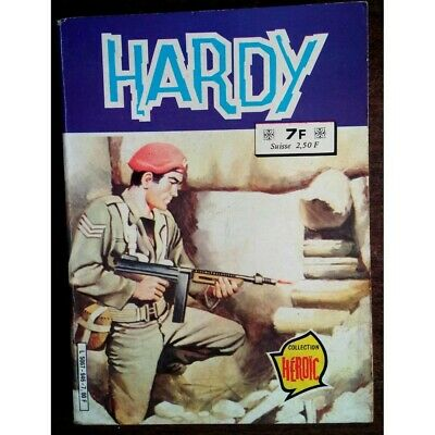 Hardy Album Relie 946 (Special N°1 - Hardy N°55-57) Aredit 1981