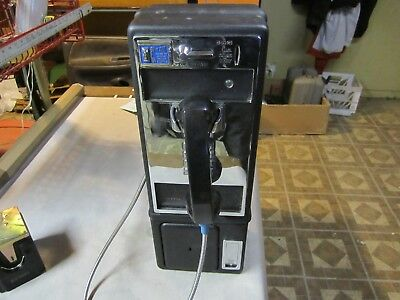 BRAND NEW QUADRUM TELECOM Vintage  Pay Phone with key