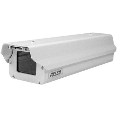 "Pelco EH3512-2HD 12"" Outdoor Camera Housing Enclosure with Heater & Defroster"
