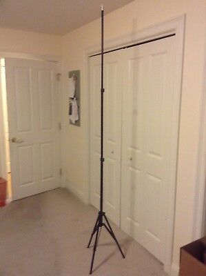 2 ProMaster SystemPRO LS-1 Economy Light Stands - Brand New!