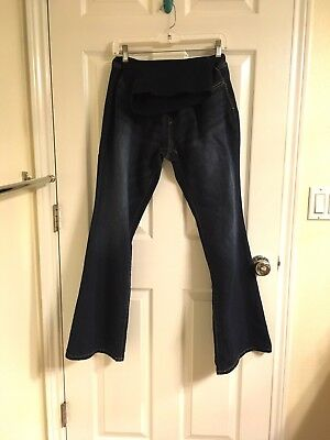 Large Maternity Jeans Bootcut Full Panel