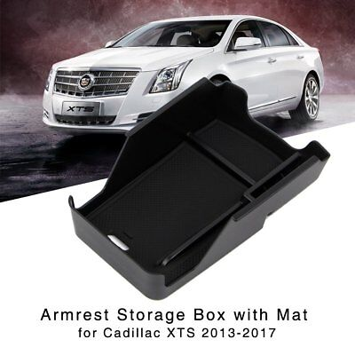 Central Console Armrest Storage Box for Cadillac XTS 2013 2014 2015 2016 2017