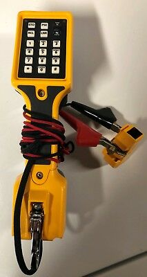 Fluke Networks TS22A Test Set with Fluke Banjo ** Great Condition **