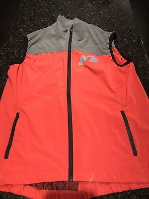 One Industries Cycling MTB Windproof Gilet Size Large
