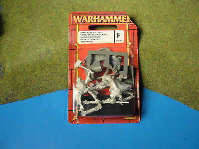 Warhammer Age of Sigmar Empire Wizards (On Foot & Mounted) OOP Blister
