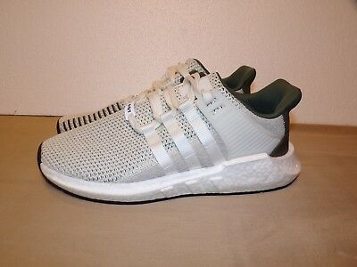 5c3588059e7 ADIDAS EQUIPMENT EQT Support Boost 93-17 Off White Olive Green ...