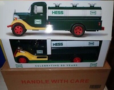All New 2018 Hess Toy Truck*collectors Edition*rare Sold Out*free Shipping*85Th