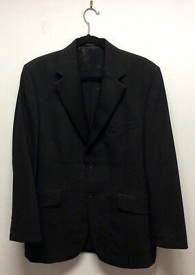 Unworn Jeff Banks Black Dinner Jacket 42R