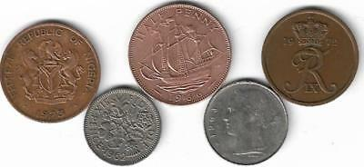 Lot Coins Collection N7