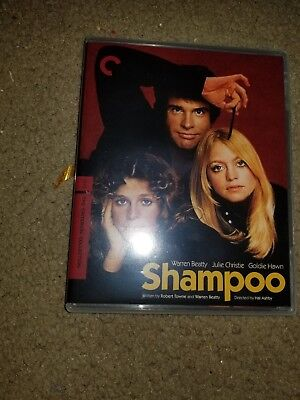 Shampoo The Criterion Collection (used) Blu-ray