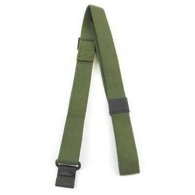 M1 Garand Cotton Sling OD Green Cotton Web - Free Ship !