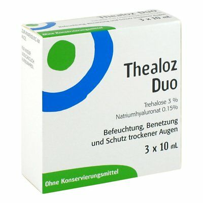 Thealoz Duo krople do oczu (3X10 ml)