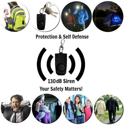 Anti-rape Device Alarm Loud Alert Attack Panic Safety Personal Security
