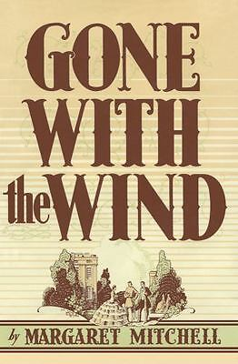 Gone with the Wind by Margaret Mitchell (1936, Hardcover, Reprint)