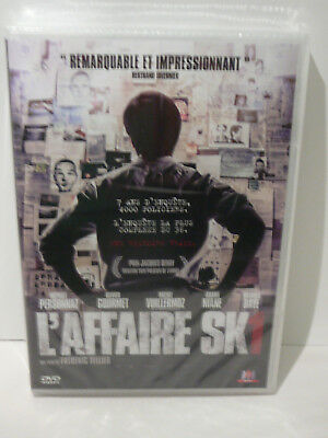 L'affaire Sk1 Dvd Neuf