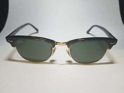 af3a8d072a NEW RAY-BAN CLUBMASTER Optics RB5154 2372 Brown 49    21 140 Glasses ...