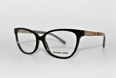 843d0e44d45 New Michael Kors Mk 4029 Adelaide Iii 3116 Brown Authentic Eyeglasses 51Mm  Rx